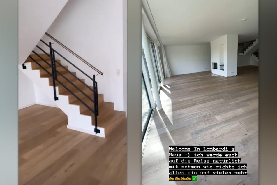 Pietro Lombardis (28) Traumhaus misst rund 300 Quadratmeter. (Fotomontage)
