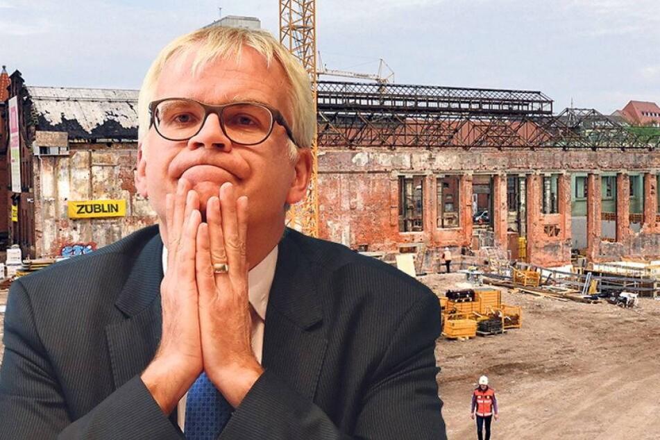 Millionen-Knatsch! Ist das Kulturkraftwerk noch zu retten?