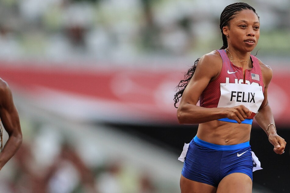 Olympics: Team USA one step closer to gold on the beach as Felix strides towards history on the track