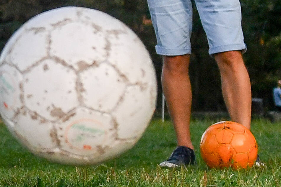 In Ottendorf-Okrilla kann wieder Fußballgolf gespielt werden.