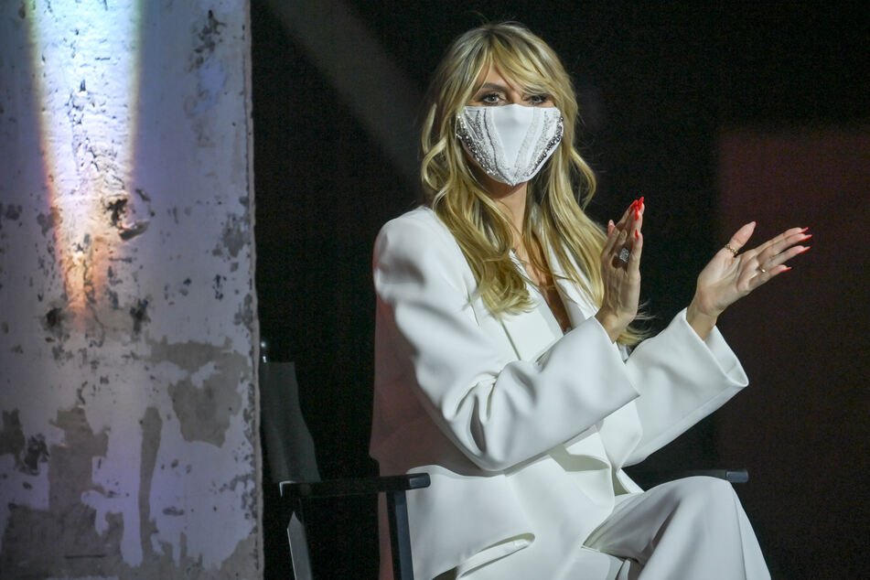 Gute Laune? Heidi Klum (47) muss bei Entscheidungen knallhart sein.