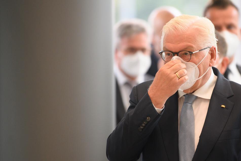 Bei Besuch in Dresden: Steinmeier fordert Stolz und ostdeutsches Selbstbewusstsein