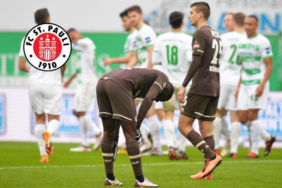 """FC St. Pauli elf Spiele sieglos! """"Punkt wäre nicht verdient gewesen"""""""