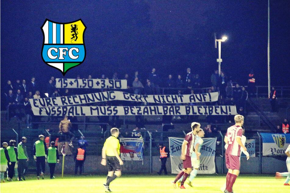 """""""Fußball muss bezahlbar sein"""": Deshalb reisten die Ultras nicht mit dem CFC nach Berlin"""