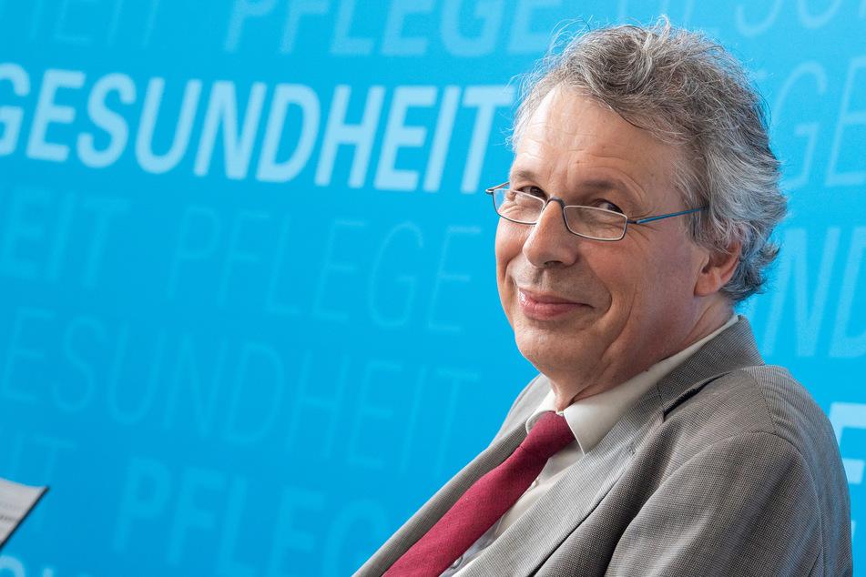 Andreas Zapf, der bisherige Präsident des Bayerischen Landesamtes für Gesundheit und Lebensmittelsicherheit (LGL) wechselt ins Gesundheitsministerium.