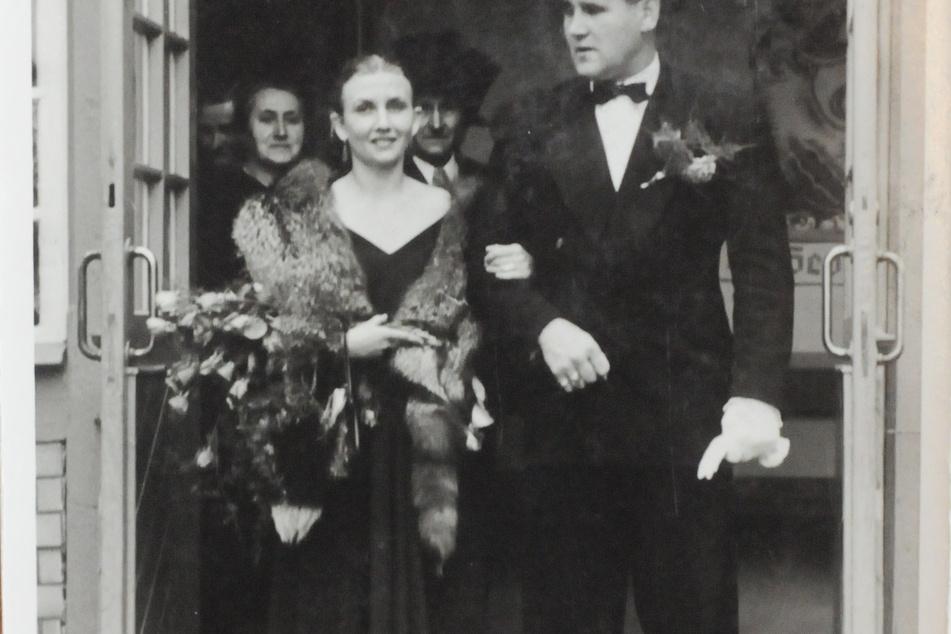 Sonja und Vilmos Müller-Milano lernten sich 1942 kennen und gründeten 1949 ihren eigenen Zirkus.