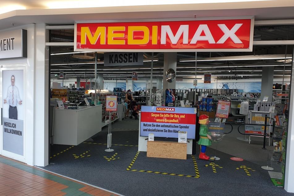 Alles muss raus! Großer Räumungsverkauf bei MEDIMAX Heinsberg!
