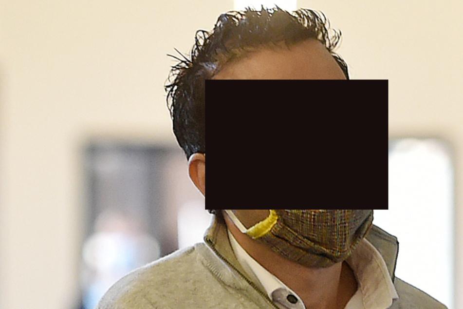 Der Marokkaner Faouzi B. (34) wird der Vergewaltigung beschuldigt.