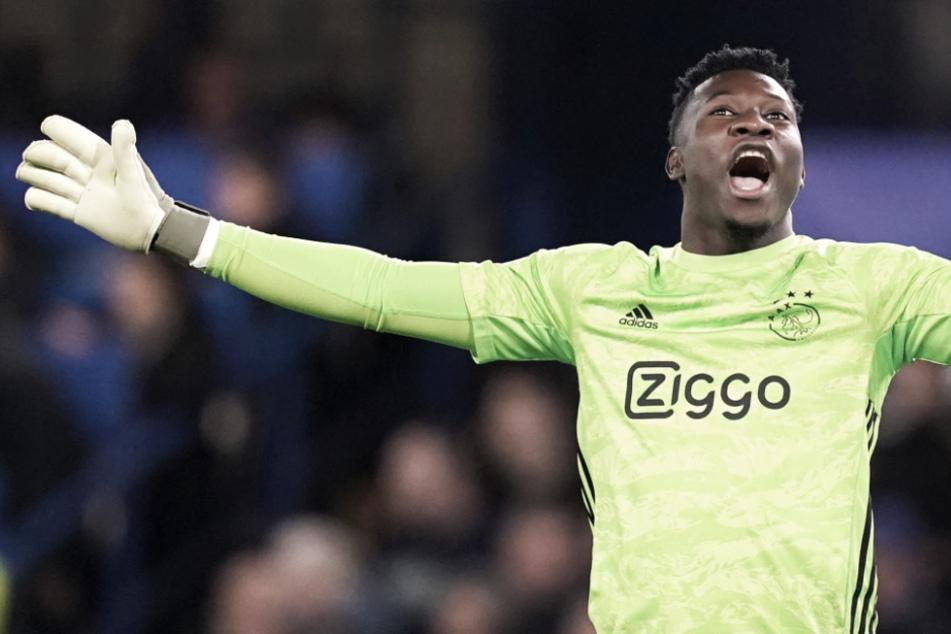 Nach Doping-Sperre: So erklärt Ajax-Keeper Onana die Einnahme der verbotenen Substanz!