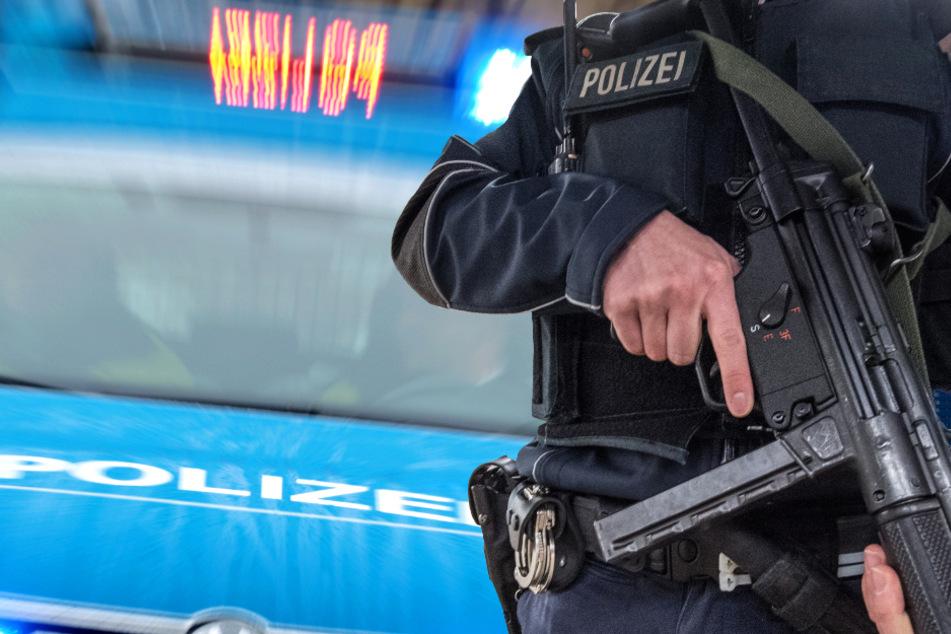 Alarm in Marburg: Bereich um Südbahnhof komplett gesperrt