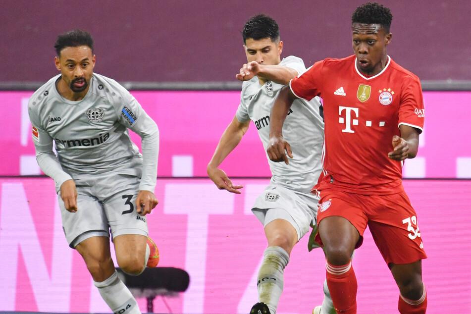 Christopher Scott (19, r.) könnte unter Trainer Julian Nagelsmann (33) endgültig den Sprung zu den Profis in die Bundesliga schaffen.