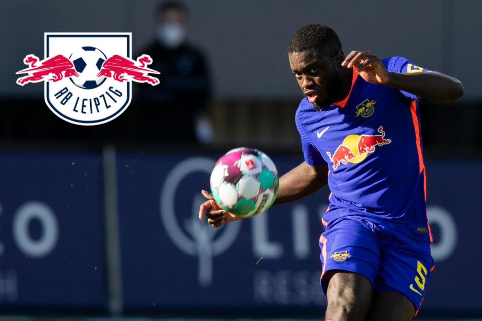 Schlechte Nachrichten für RB Leipzig: Upamecano fällt wegen Verletzung aus