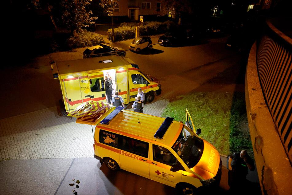 Am Donnerstagabend kam es auf dem Chemnitzer Sonnenberg zu einer Messer-Attacke. Ein Afghane (38) wurde dabei verletzt.
