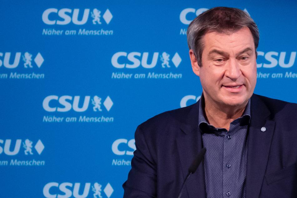 Bundestagswahl: CSU geht in den Endspurt, warnt vor Linksrutsch