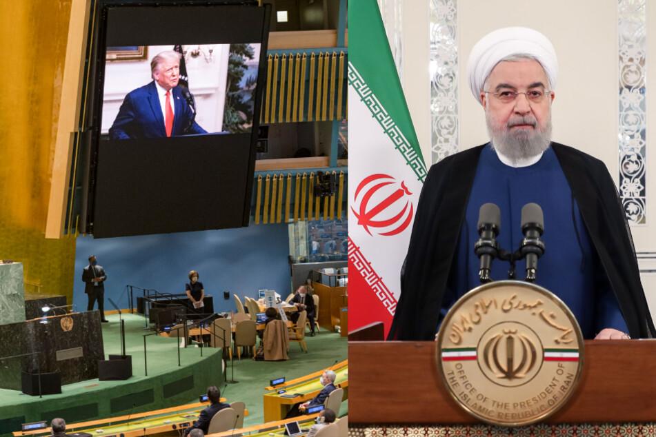 Irans Präsident vergleicht US-Sanktionen mit Tod von George Floyd