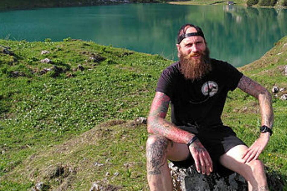 Leipzig: Zu Fuß über die Alpen: Tobias will 70.000 Euro für ein Jugendprojekt sammeln