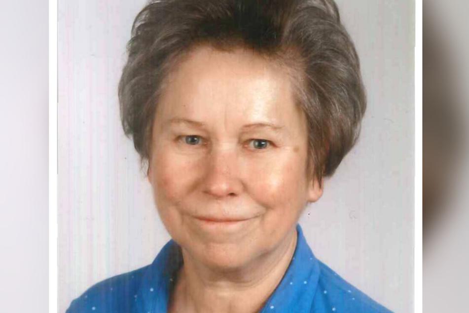 Wer hat Ina Gudrun B. (73) gesehen?