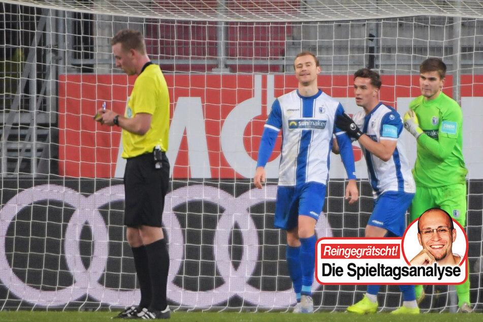 Fußball-Kolumne: 1. FC Magdeburg nach Ingolstadt-Pleite mit Schiri-Frust!