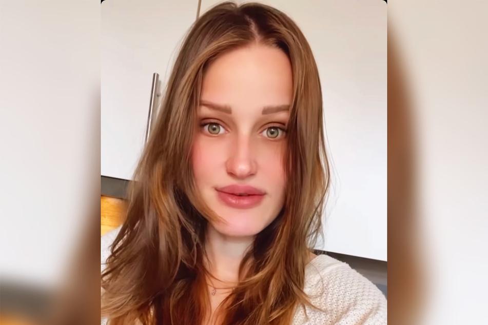 Ex-GNTM-Kandidatin Neele Bronst (24) hat ihre Fans auf Instagram über ihre Corona-Infektion infomiert.