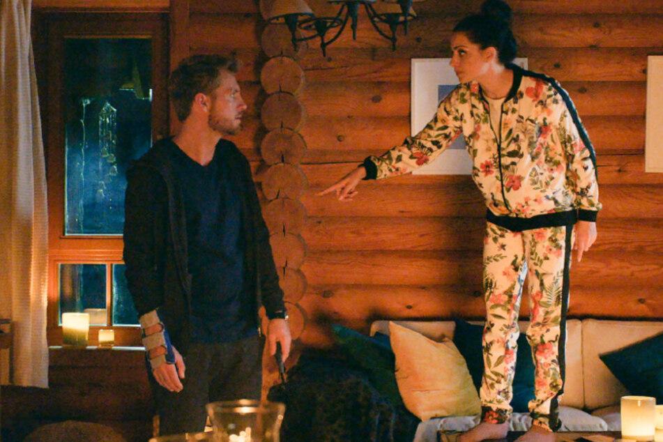 Der Ausflug von Emily und Paul wird zum Albtraum.