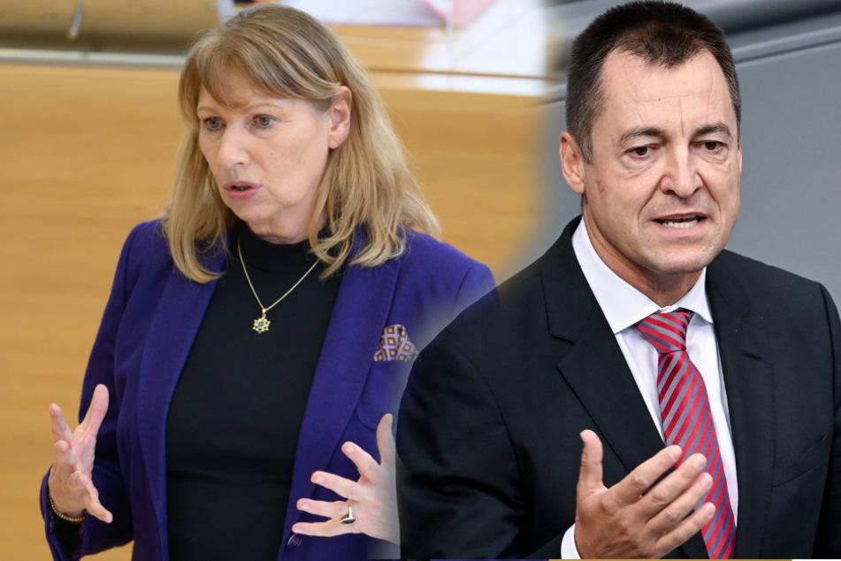 Sachsen bleibt Corona-Hotspot: Politiker fordern mehr Impfdosen für den Freistaat
