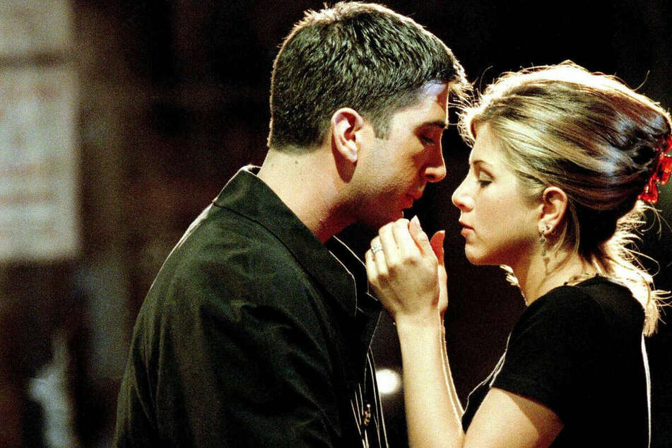 Ross and Rachel are most fans' favorite love story.