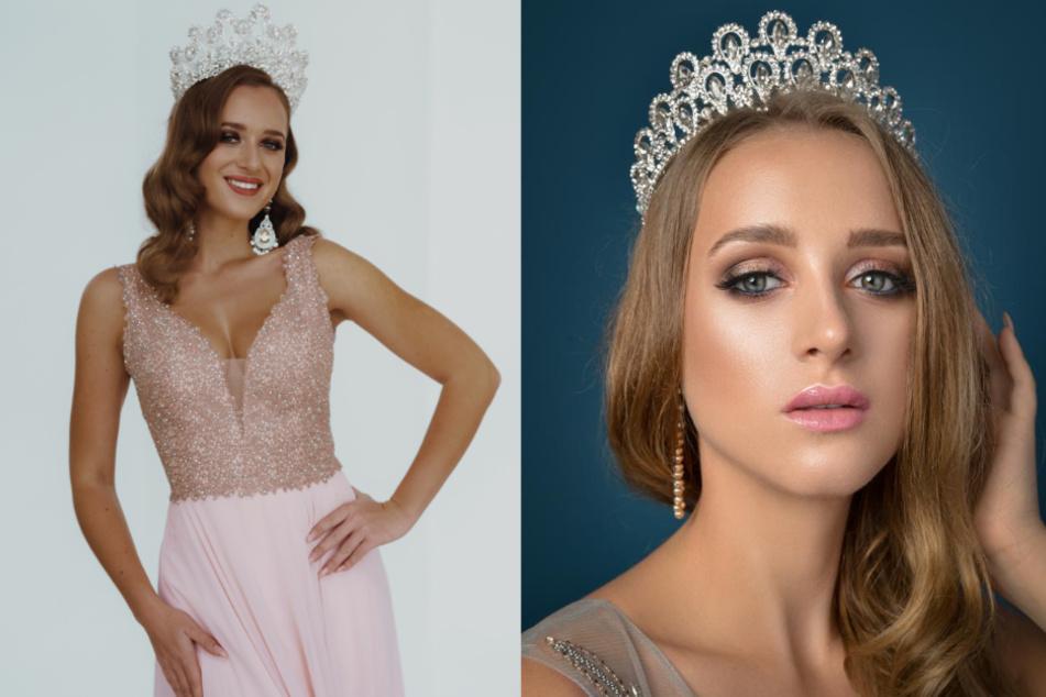 "Annabella Fleck (23) wurde zur ""Miss Earth Germany 2020"" gekürt."
