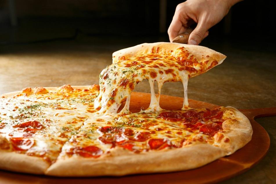 41 US-Dollar (ca. 33 Euro) erhielt er 2010 für die zwei Pizzen.