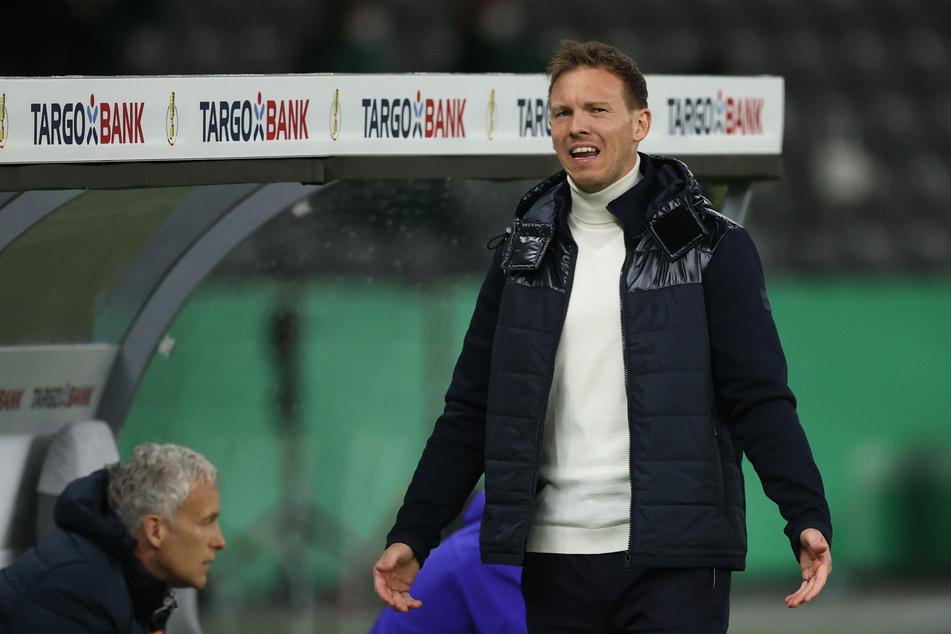 Julian Nagelsmann (33) kündigte an, seine Hoffenheimer Begleiter Benjamin Glück (35) sowie und Timmo Hardung (31) mit nach München zu nehmen. Daraus wird wohl nix.