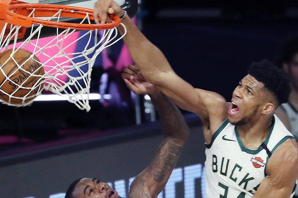NBA Playoffs: The Bucks trample all over the Heat in a second-game rout!