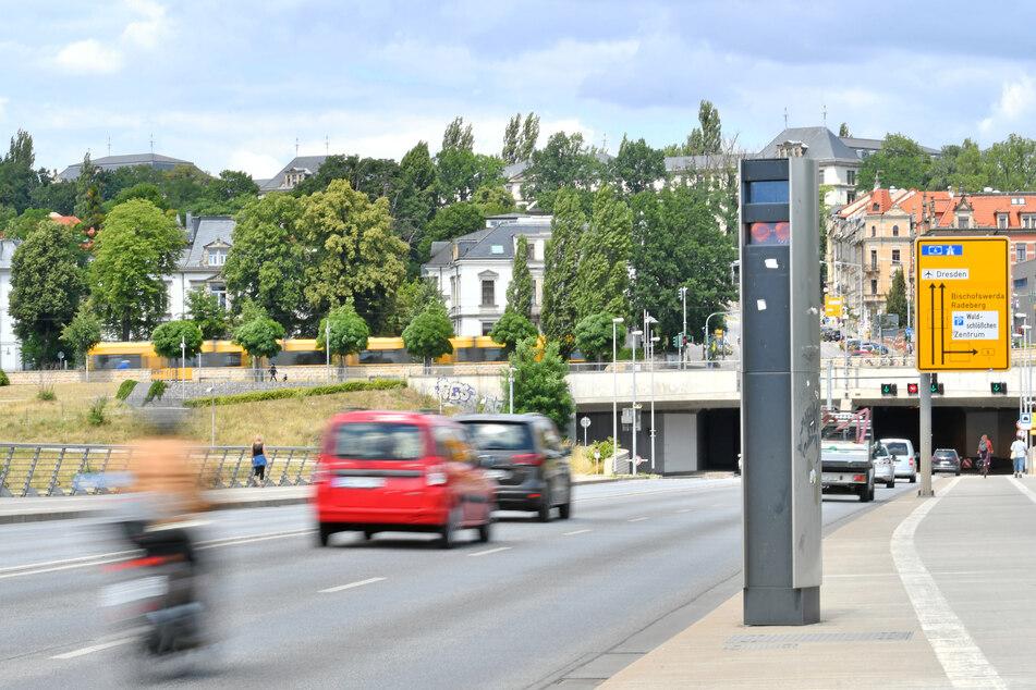 Aktuell werden in Dresden keine Bußgeldbescheide verschickt.