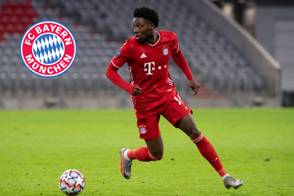 """Bayern-Star Alphonso Davies wird """"Stimme für Flüchtlinge"""""""