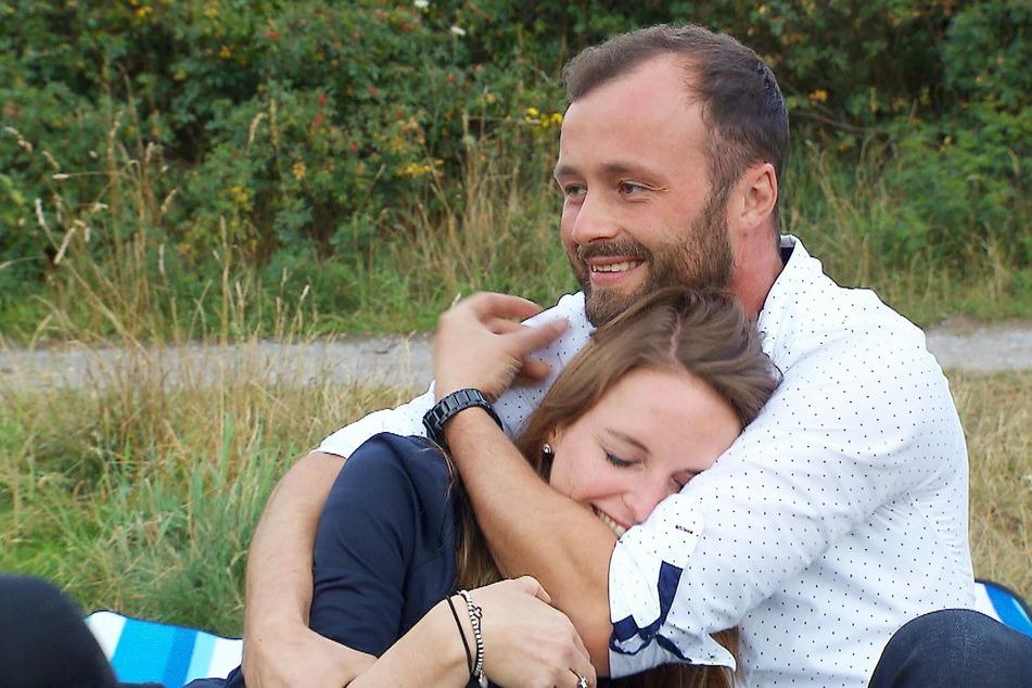 Kartoffelbauer Peter (34) und Alina (29) sind kein Paar geworden.