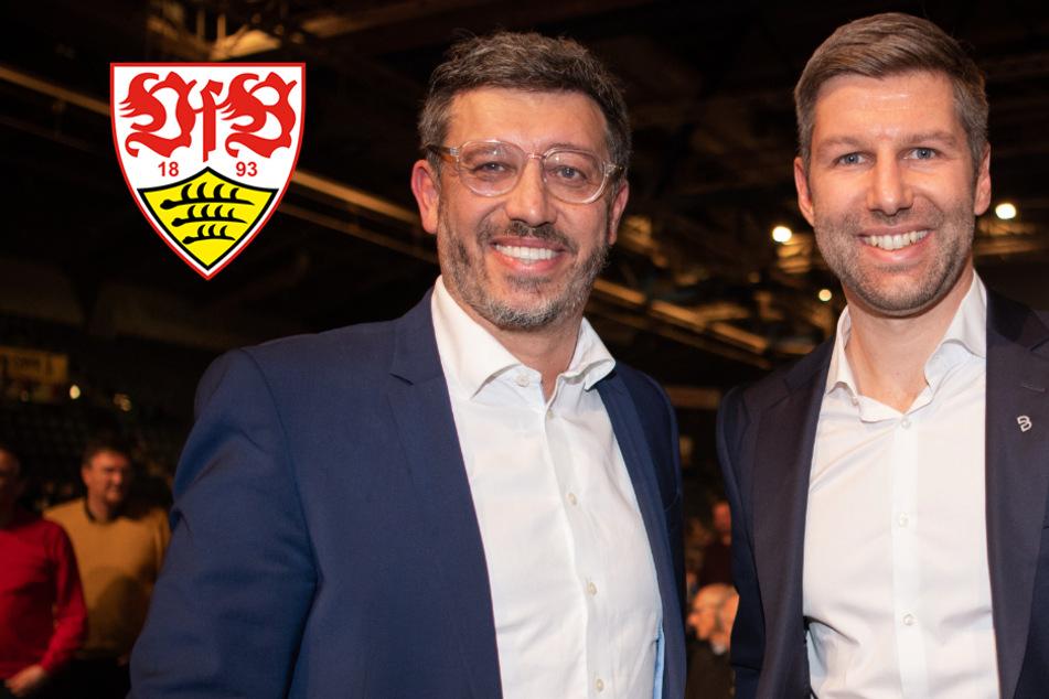 Gewinner mit Humor: VfB-Präsident Vogt bleibt im Machtkampf standhaft