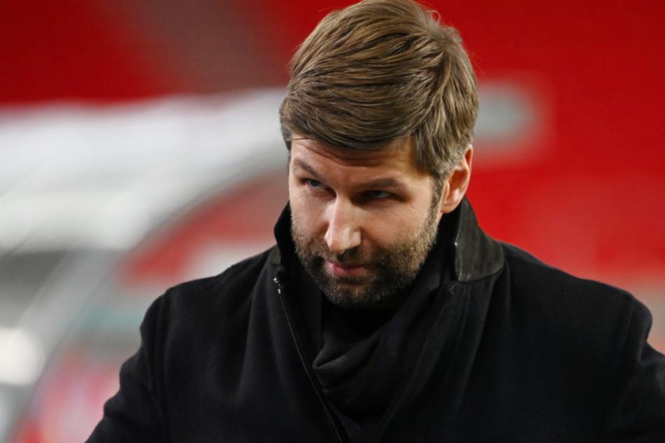 Vorstands-Chef Thomas Hitzlsperger (39) rechnet damit, dass der VfB einem Verlust in mittlerer zweistelliger Millionenhöhe bedingt durch die Corona-Krise macht.