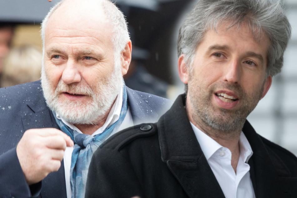 Partei-Ausschluss: Rezzo Schlauch vertritt Boris Palmer als Anwalt