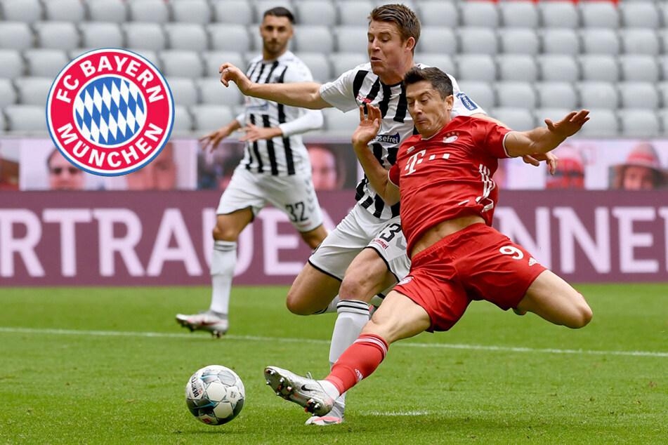 Meister-Bayern jagen mit 3:1-Sieg über Freiburg nach der 100-Tore-Marke