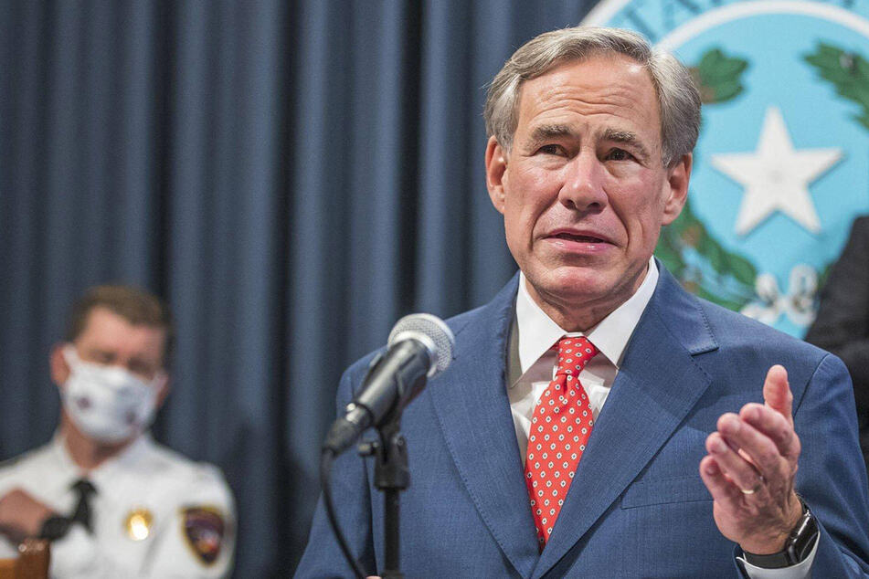 Texas Governor Greg Abbott threatens to arrest Democrats when they return to the state