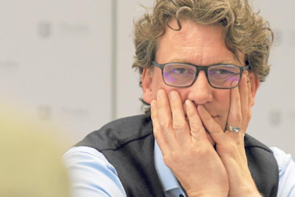 Stadtsprecher Kai Schulz (45) erklärt TAG24, wann die Maßnahmen greifen.