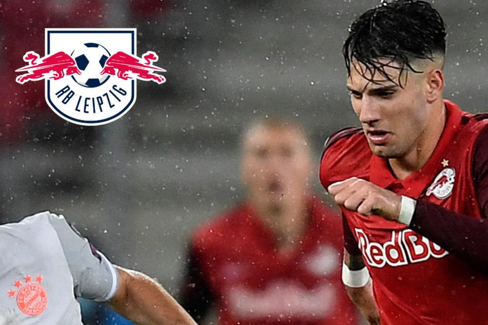RB Leipzigs Gulácsi hat klare Tendenz: Wechselt Szoboszlai oder nicht?