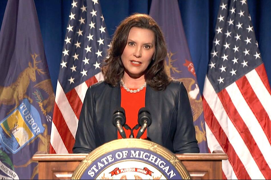 Governor Gretchen Whitmer.