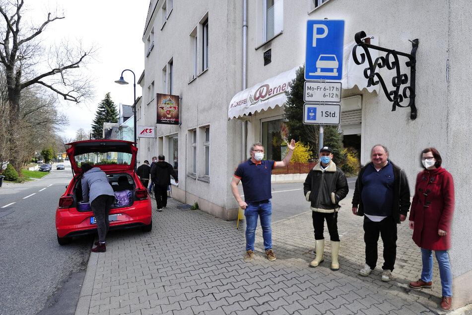 Chemnitz: Chemnitz: Händler sind sauer! Stadt will Parkplätze für Kunden streichen