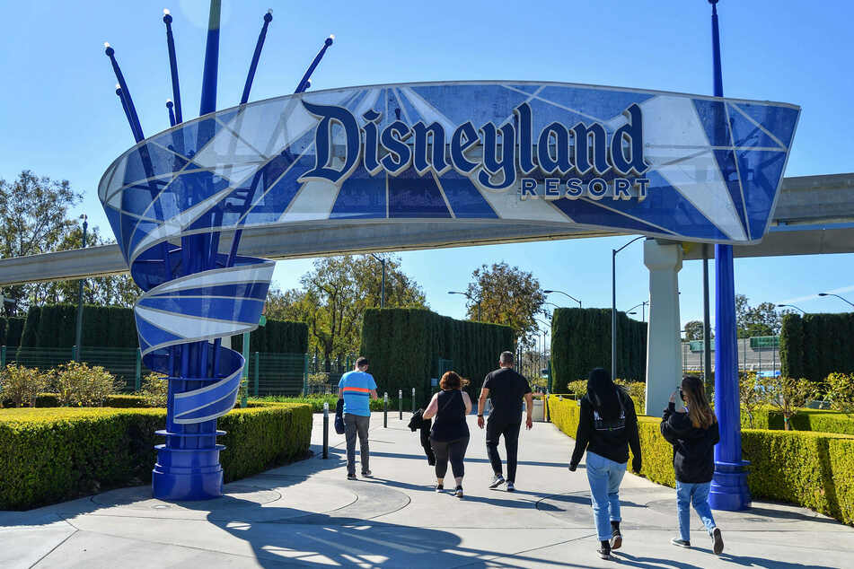 The Disneyland Resort has been closed for more than a year.