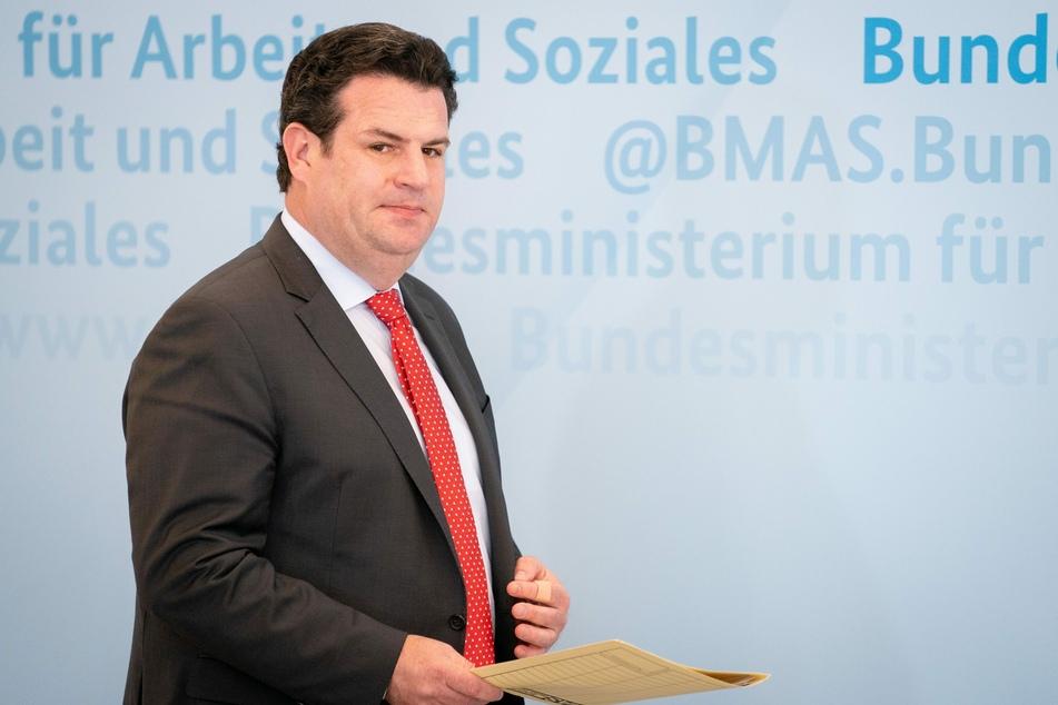 Hubertus Heil (47, SPD), Bundesminister für Arbeit und Soziales. (Archivbild)