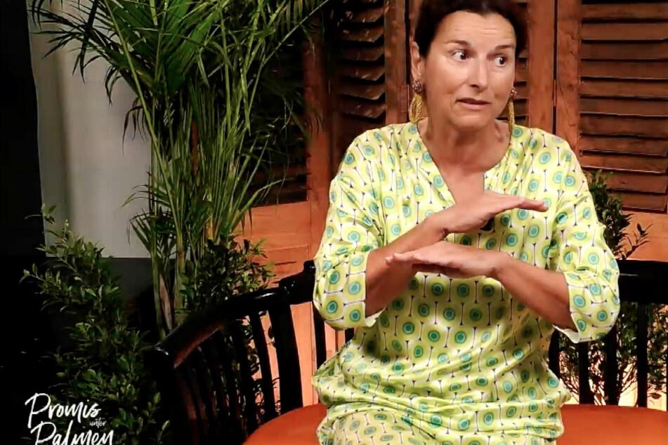 """""""Nicht für 100 Millionen möchte ich mit DEM noch eine Nacht unter einem Dach nächtigen"""", stellte Claudia Obert gegenüber Bastian Yotta klar."""