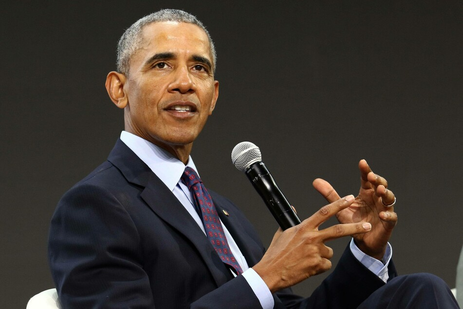 Former president Barack Obama has been on the campaign trail for Joe Biden.