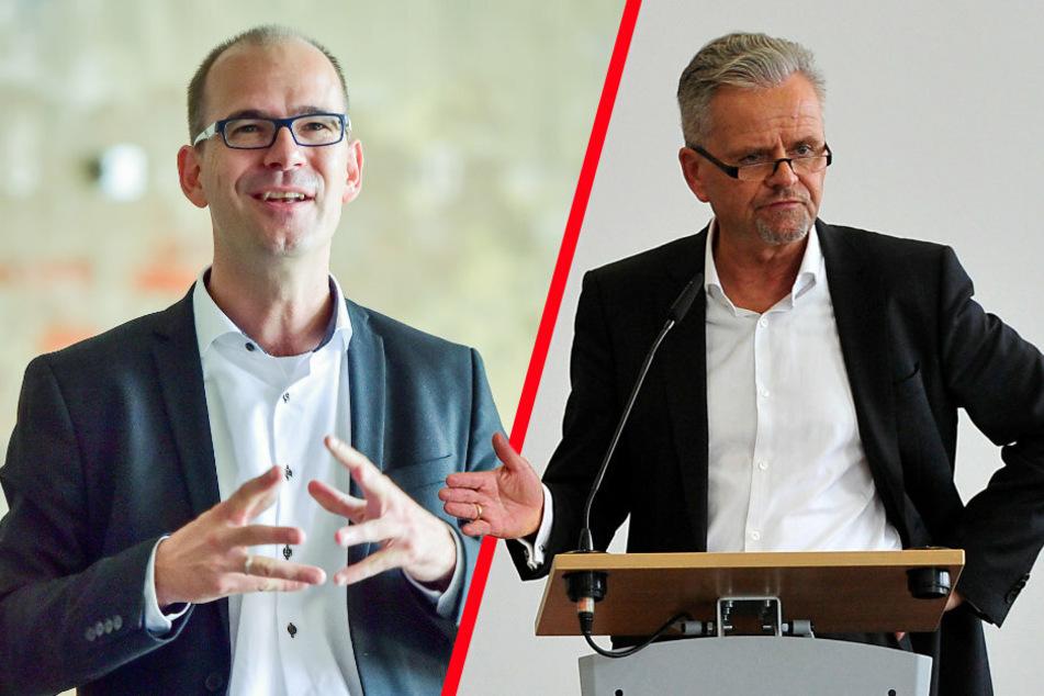 CWE aus CDU-Sicht überfordert: Braucht Chemnitz einen Wirtschaftsbürgermeister?