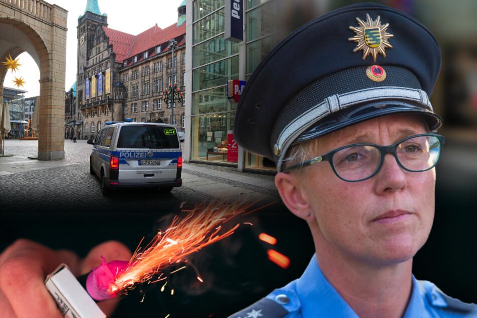 Chemnitz: Bis zu 25.000 Euro Strafe! So kontrolliert Chemnitz das Böller-Verbot