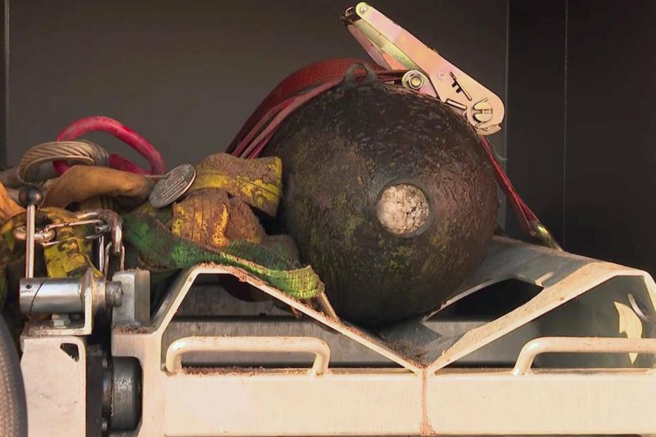 Kampfmittel-Räumdienst entschärft Flieger-Bombe in Worms