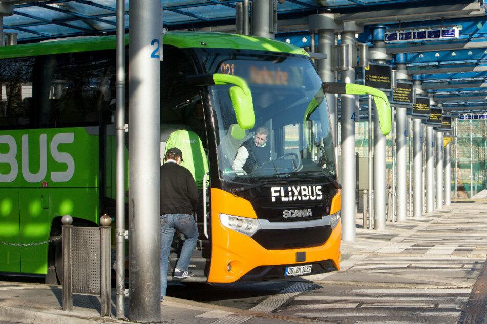 Von Berlin nach Aue: Flixbus rollt wieder durchs Erzgebirge!